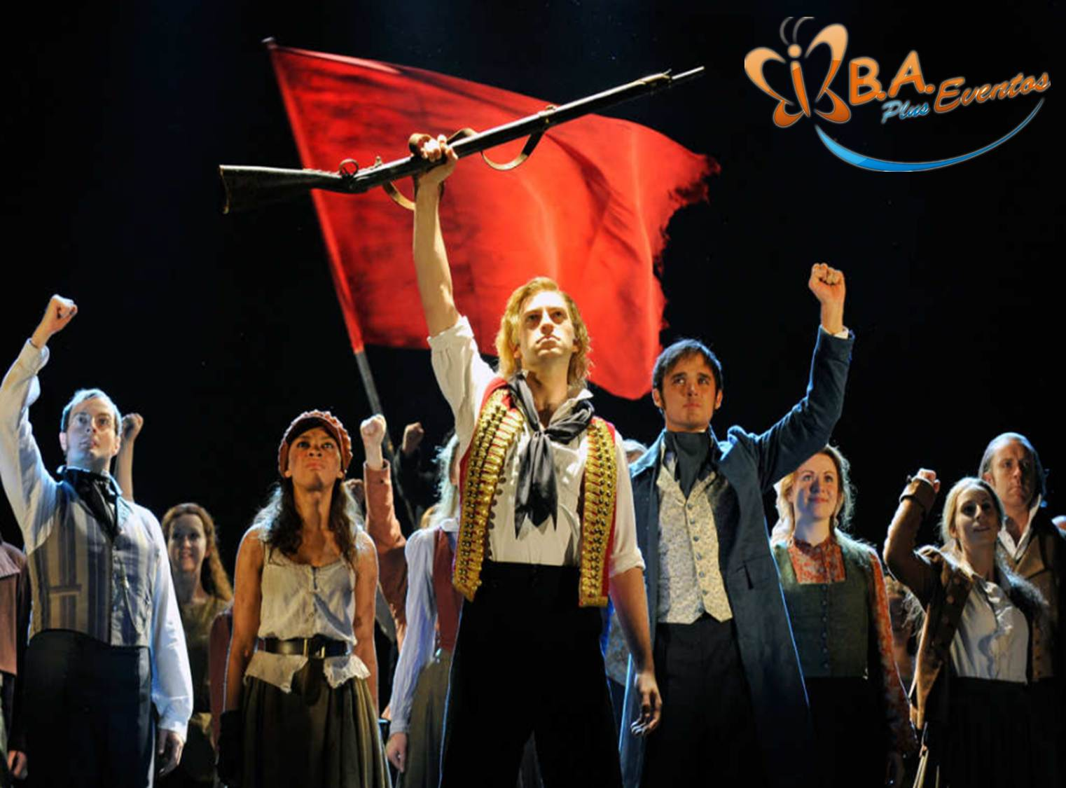 LES MISERABLES (CAPA)