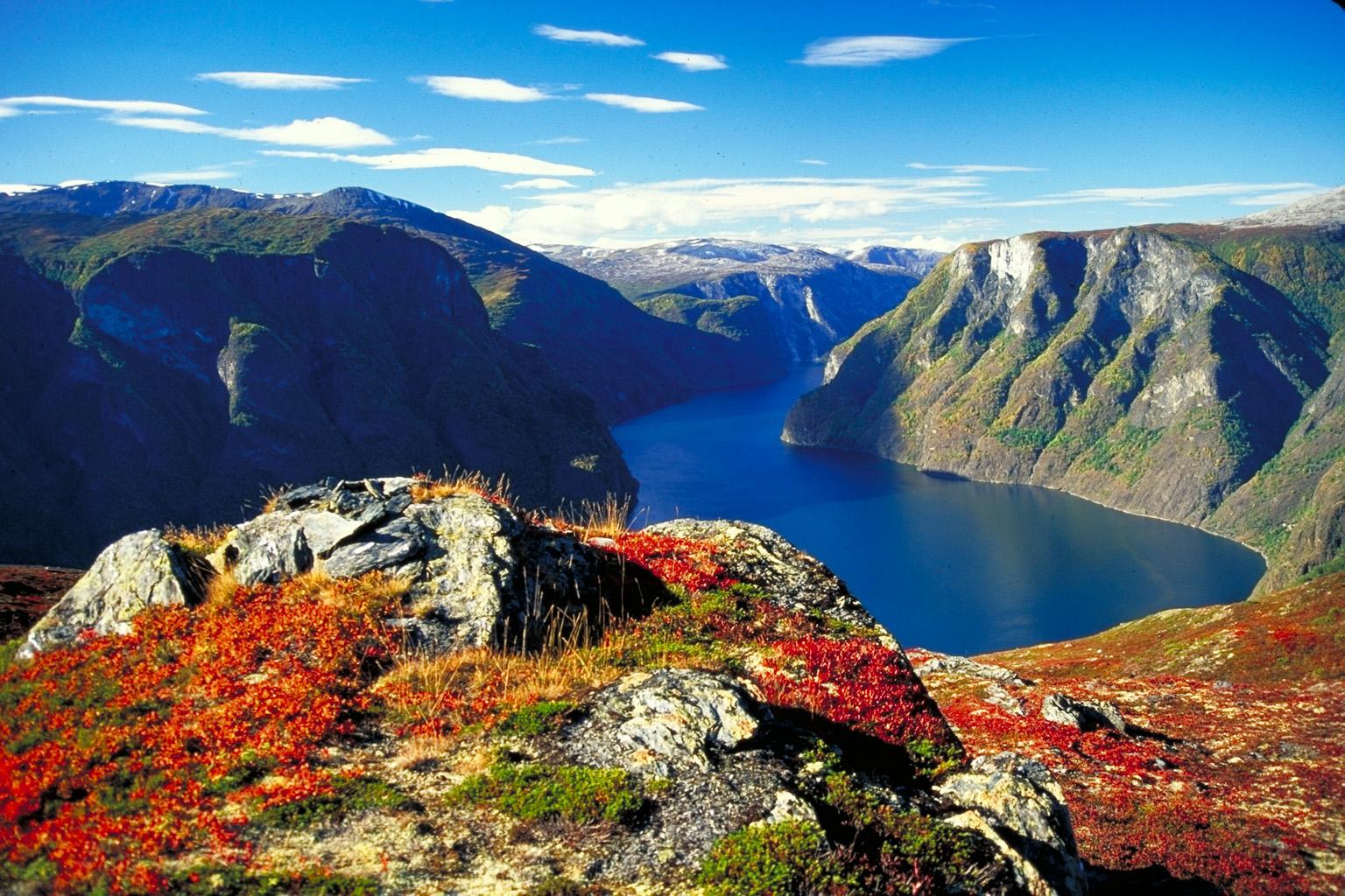 Aurlandsfjord 15 Eilef A Vikesland VisitFla¦èm