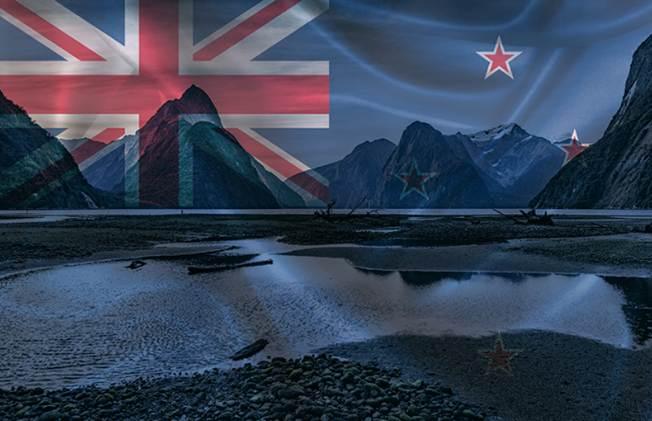 NOVA ZELANDIA (VISTO - CAPA)