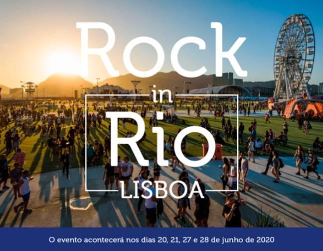 ROCK IN RIO (LISBOA)