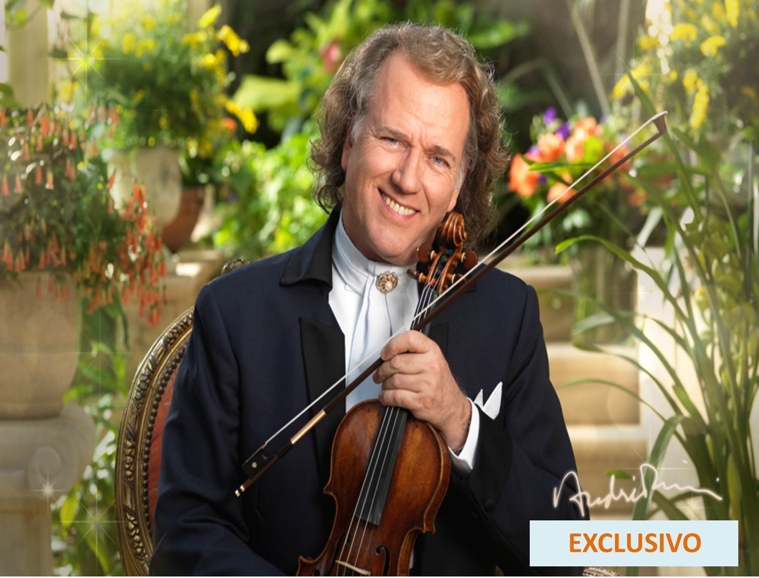 ANDRE RIEU (NEW)